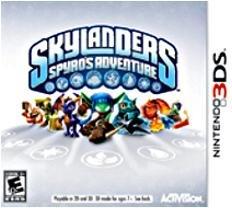 Skylanders Spyro's Adventure - Nintendo 3DS (Skylanders Spyro Adventure Game compare prices)