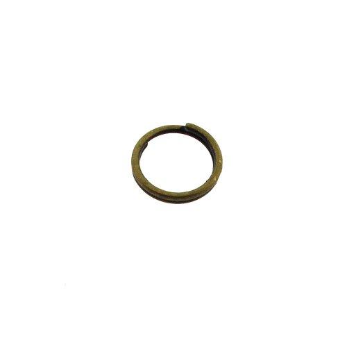 6mm 300 Pcs Split Rings 66002ab