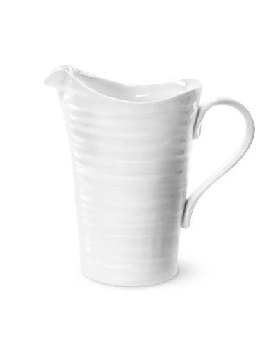 Portmeirion Sophie Conran White Large Pitcher (Pitcher Large compare prices)