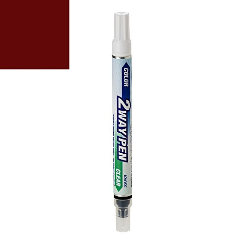 ExpressPaint 2WayPen Lexus GX Automotive Touch-up Paint - Claret Pearl 3S0 - Color-and-Clearcoat Package (Lexus Touch Up Paint 3s0 compare prices)
