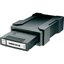 Tandberg Rdx External Drive Kit with 160 Gb Cartridge, Black, USB 2.0 (includes