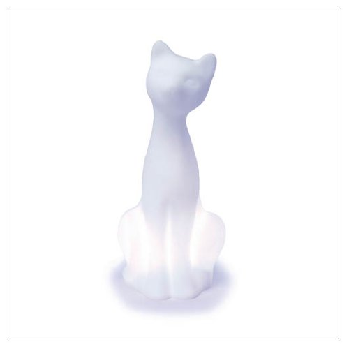 Offi Home Megsiam-W Siamese Accent Lamp, Soft White front-463402