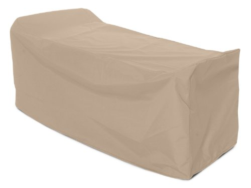 KoverRoos Weathermax 46555 Cart Cover, 50 by 30 by 33-Inch, Toast