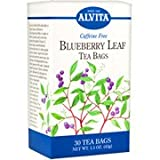 Alvita - Blueberry Leaf Tea Bags, 30 bag