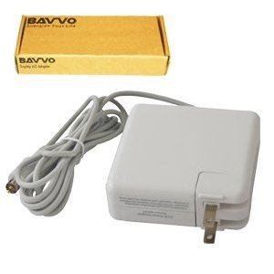 Bavvo 65W Replacement Laptop AC Adapter Charger Power Supply for APPLE PowerBook G4 (12-inch DVI)
