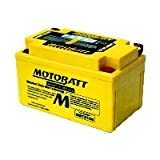 Motobatt Battery - Universal Products - YTX7ABS, YTZ10S