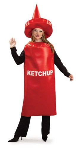 Rubie's Costume Ketchup Bottle Costume