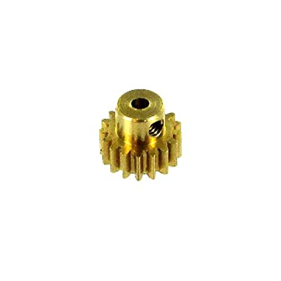 Redcat Racing Brass Pinion Gear