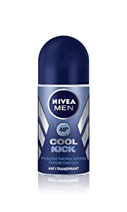 Nivea For Men - 828860548830 - Deodorant Anti-Transpirant 48H - Bille Cool Kick - 50 ml