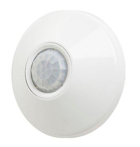 Sensor Switch CMR PDT 10 Extended Range, Dual Technology Ceiling Mount Occupancy Sensor, White