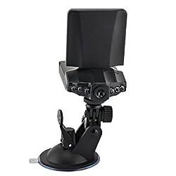 See 2.5 Inch Car DVR / Car Black Box with 6 LED Lights Motion Detection Details