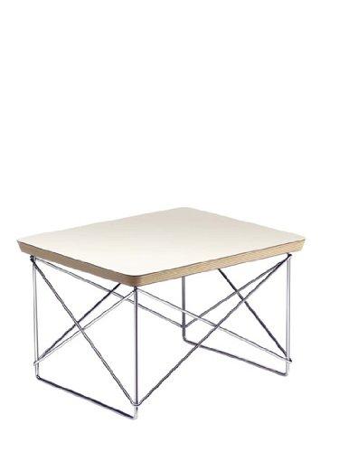 Vitra 20119503 Tisch LTR Tisch Multiplex Tischplatte, weiß