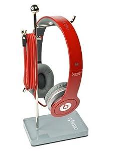 Cosmos ® Brand Acrylic Base Headphone Stand Hanger for Sony/Sennheiser/Shure Bose/Ultimate Ears/Koss/JVC/Philips/AKG/Monster Beats/Platronics