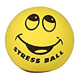 Stress Ball with Smiley Face