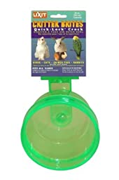 LIXIT ANIMAL CARE PRODUCTS - QUICK LOCK CROCK NEON 10 OZ \
