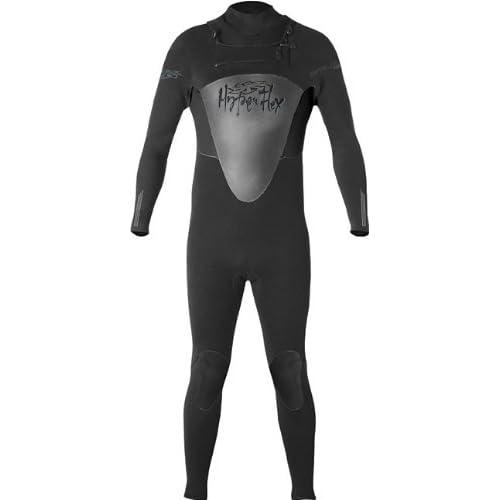 Hyperflex Wetsuits Men's Flow 4/3mm Front Zip Full Suit image