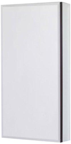 Robern Cb-Mt16D4Fble M-Series Left-Hand Flat Bevel Mirror Medicine Cabinet With Defogger front-628649