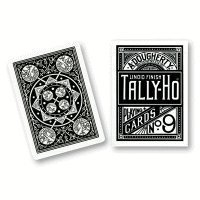 bicycle-black-fan-back-tally-ho-deck-by-mms