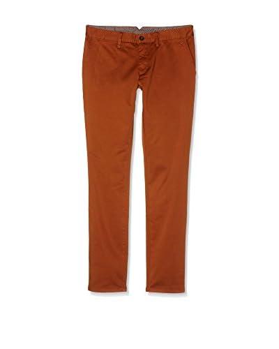 Hackett London Pantalone Gmd Chino Y [Blu]