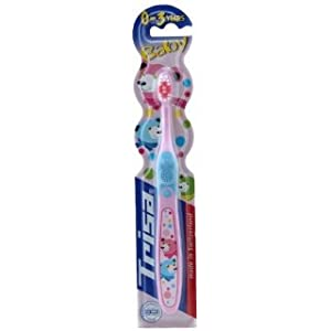 Trisa Baby Toothbrush (0-3 years)