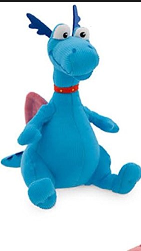 "Disney Store/Disney Jr. Doc McStuffins 8 1/2"" Stuffy Plush Dragon Doll High Quality - 1"