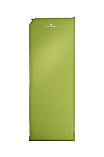 Ferrino Dream Materassino Autogonfiabile, Verde, 183 x 51 x 3,5