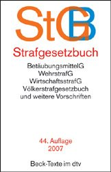 Buchseite und Rezensionen zu 'Strafgesetzbuch (StGB)' von Thomas Weigend