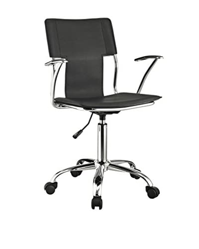 Modway Studio Office Chair, Black