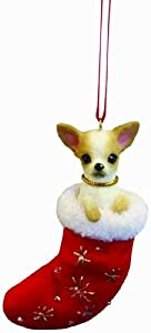#!Cheap E&S Pets ORN221-10 Santa's Little Pals Christmas Ornaments