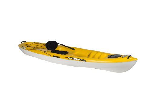pelican kayak: Pelican Strike 100X Kayak, Yellow/White review and