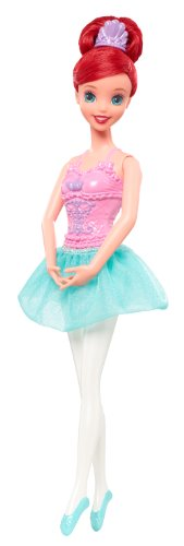 Mattel X9344 Principesse Disney Ballerine Ariel