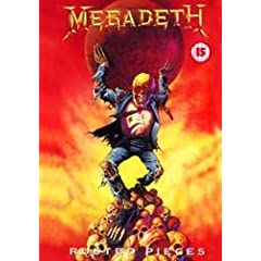 Rusted Pieces by Megadeth