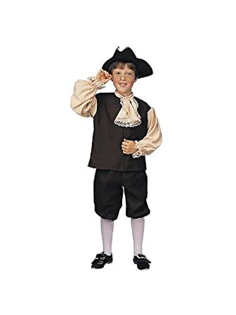 Rubies Boys Costumes: Colonial Boy