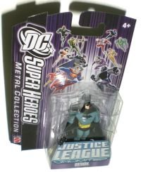 Justice League Unlimited Metal Collection: Batman (Light Blue Card)