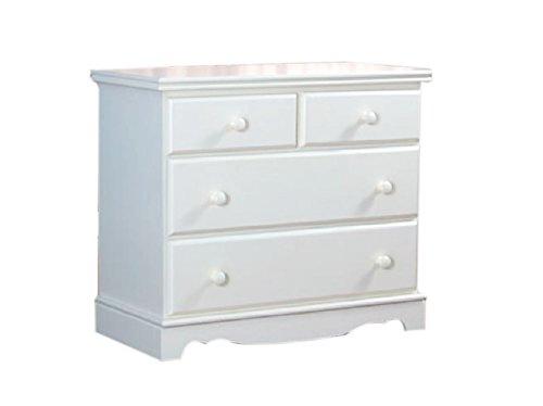 Eden Baby Furniture Savannah 3-Drawer Chest Dark Cherry