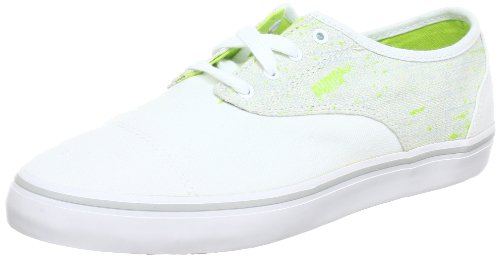 Puma Kamila Splatter Wn's Trainers Womens White Weià (white-clearwater-lime punch 03) Size: 5 (38 EU)
