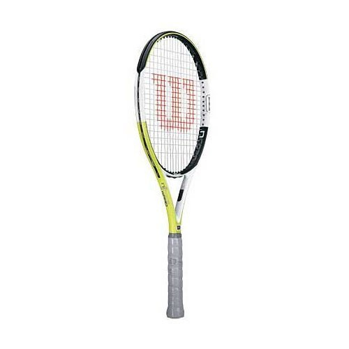 The Wilson N-Code n-Pro Surge offers a solid blend of power control and  above average maneuverability. Both intermediate and advanced players will  love the ... d2649964b2a37