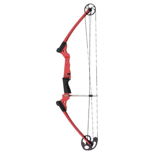 Genesis Bow, Right Handed, Red Cherry
