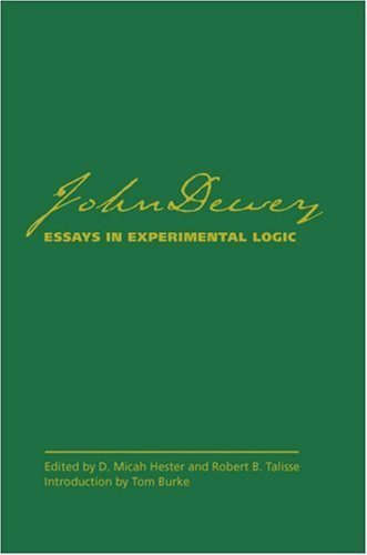 essays on john dewey View this term paper on john dewey and education theory meantime van luchene stresses that dewey's writing provides a refreshing antidote to the lack of imagination.