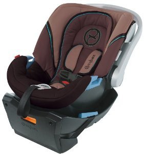 Cybex Aton Infant Car Seat - Coffee front-954118
