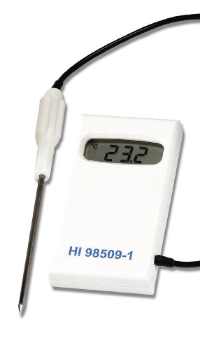 Hanna Instruments HI 98509 Checktemp Thermistor Thermometer