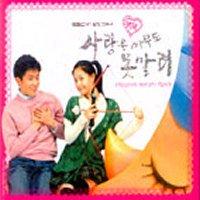 愛は誰にも止められない 韓国ドラマOST (MBC TV Series)(韓国盤)