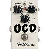 Fulltone OCD Obsessive Compulsive Drive Overdrive Guitar Effects Pedal【並行輸入品】