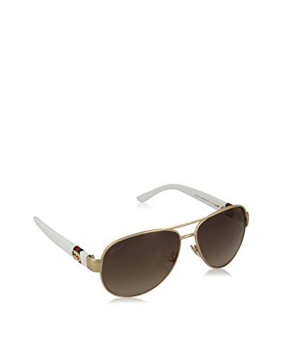 GUCCI Gafas de Sol 4282/S J6 24S (65.4 mm) (58 mm) Dorado
