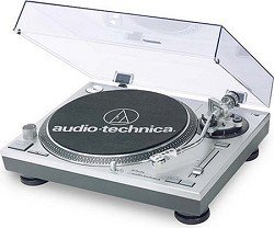 Audio-Technica AT-PL120 Professional Direct-Drive Turntable