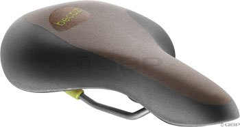 Selle Royal Men'S Becoz Moderate Recyclable Saddle Cover With Cork, Brown/Black front-210299
