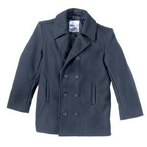 Buy U.S. Navy Type Peacoat – Navy