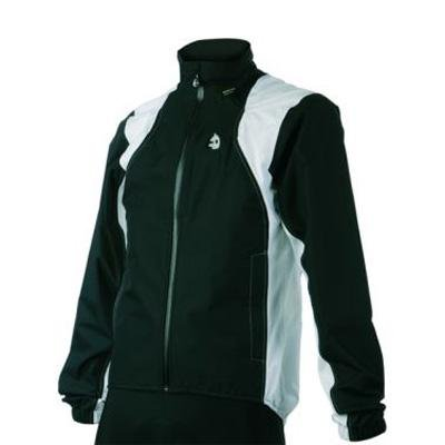 Buy Low Price Etxeondo 2009 Men's Ateri Cycling Jacket – Black/White – 55002 (B00206OL84)