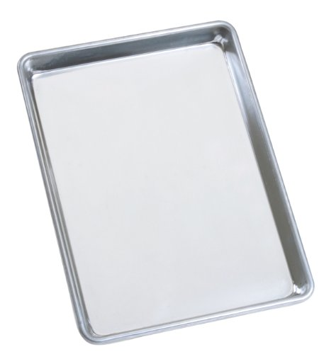Sil-Eco Half Size Aluminum Baking Pan, 13 by 18-Inch