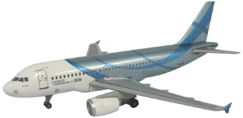 Dragon Models Airbus A319CJ - 2011 Libery Diecast Aircraft, Scale 1:400